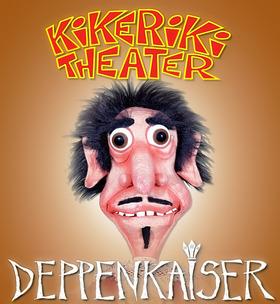 Bild: Kikeriki Theater - DEPPENKAISER