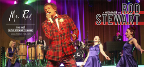 Bild: Mr. Rod - The No. 1 Rod Stewart Show - 9 Piece Band - Live in Concert