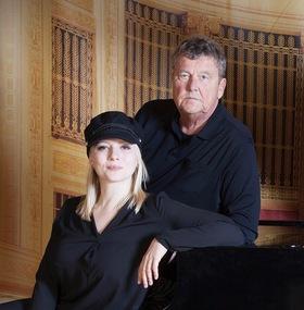 Bild: Hector Berlioz - Meine musikalische Reise durch Deutschland - Lutz Görner & Nadia Singer