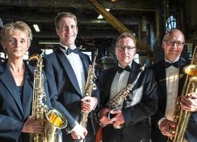 Bild: Pindakaas Saxophon Quartett: