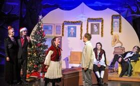 Bild: Der kleine Vampir feiert Weihnachten - Frankenfestspiele Röttingen - Junges Theater