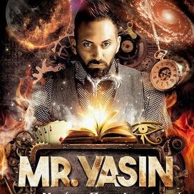 Mr. Yasin - Hypnoseshow