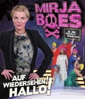 Bild: Mirja Boes - Auf Wiedersehen! Hallo!