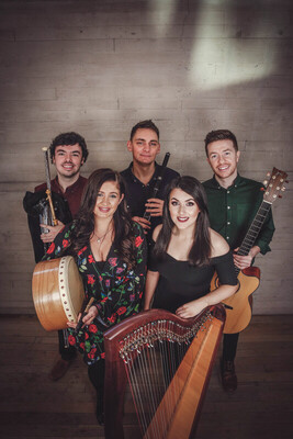 Bild: Irish Spring – Festival of Irish Folk Music 2020