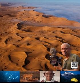 WunderWelten: Süd-Afrika - von Kapstadt zum Kilimanjaro - 3D-Live-Reportage von Stephan Schulz