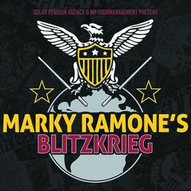 Marky Ramones Blitzkrieg - featuring Greg Hetson (Bad Religion, Circle Jerks)