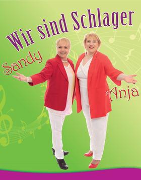 Bild: Wir sind Schlager - Sandy & Anja