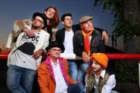 Bild: Zollhausboys - Songs, Poetry und Kabarett aus Aleppo, Bremen und Kobani