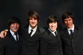 HELP! - a tribute to The Beatles