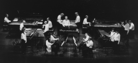 Steve Reich: Music for 18 Musicians - Holst-Sinfonietta & Black Forest Percussion Group