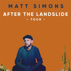 Bild: Matt Simons + Guest - présentés par Artefact en accord avec Live Nation - (Club Laiterie)