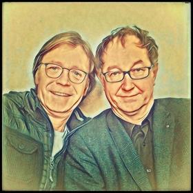Bild: Gekonnte Missverständnisse 36+36 - mit Jürgen Haase und Peter Kube