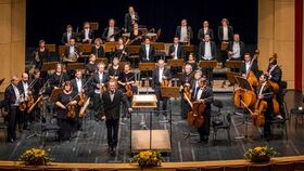 """Bild: """"Mit Musik ins neue Jahr"""" - Neujahrskonzert mit dem Leipziger Symphonieorchester"""