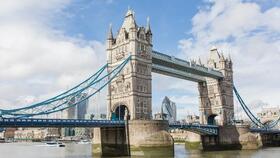 Bild: Zwischen Tower Bridge und Buckingham Palast