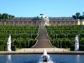 Bild: Zu Gast bei Friedrich dem Großen in Sanssouci