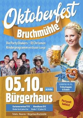 Bild: Oktoberfest Bruchmühle