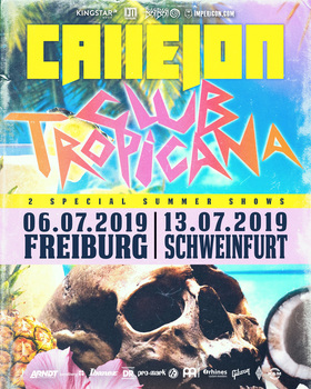CALLEJON - Club Tropicana 2019