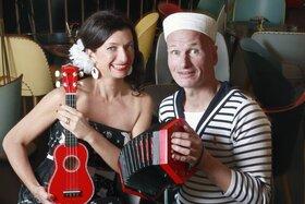 Bild: Bonjour Kathrin - Eine Hommage an Caterina Valente & Silvio Francesco