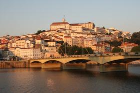 Bild: Agthe besucht Coimbra - mit Carl Christian durchs wilde Portugal