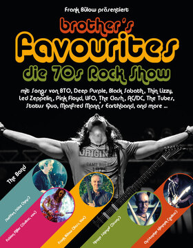 Bild: Brother´s Favourites - 70s Rock Show