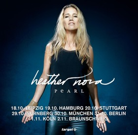 Bild: Heather Nova - + Support: LISA WHO