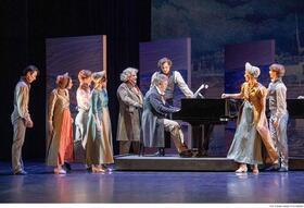 Bild: Beethoven - Theater Krefeld Mönchengladbach