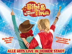 Bild: Bibi & Tina - Das Konzert - Alle Hits und eine spannende Geschichte live