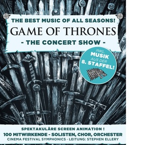 Game of Thrones                                                       The Best Music Of All Seasons