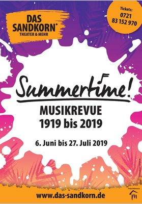 Bild: Summertime! - Sandkorn Theater