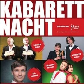 Bild: 1. Großenhainer Kabarettnacht