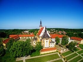 Bild: Sonderführung - Dorfspaziergang - Durch die Neuzeller Ortsgeschichte vom Kloster zum Strohhaus.