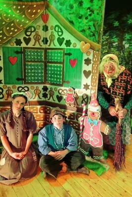 Bild: Hänsel und Gretel - Kindertheater