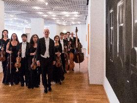 I´ arte del mondo - Bronze für Bach