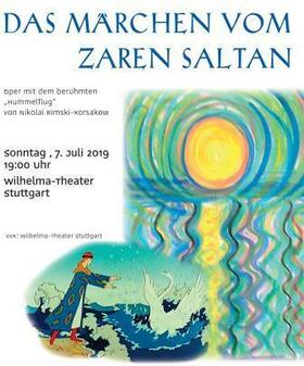 Bild: Das Märchen vom Zaren Saltan - Isny Opernfestival