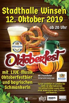 Bild: Oktoberfest in Winsen