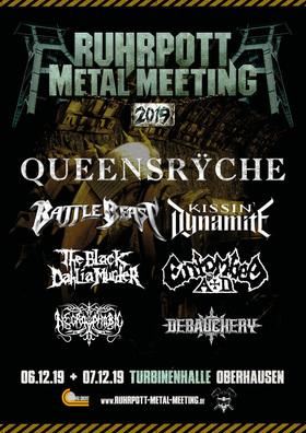 Ruhrpott Metal Meeting 2019 - 06.12. - 07.12.2019
