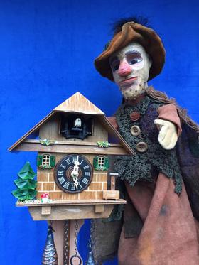 Bild: Kasper  und die gestohlene Kuckucksuhr (4+) - Das beliebte klassische Puppenspiel