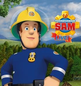 """Feuerwehrmann Sam LIVE! - """"Das große Campingabenteuer"""""""