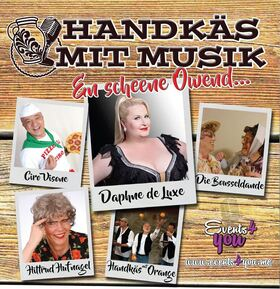 Bild: Handkäs mit Musik - En scheene Owend
