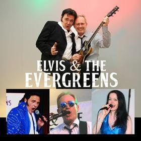 Bild: ELVIS & THE EVERGREENS - präsentiert von Becksteiner Winzer