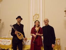 Bild: Carlo Aonzo Ensemble - Der Saiten flüstern, Äols Hauch