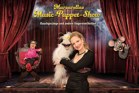 Bild: Murzarellas Music-Puppet-Show - Bauchgesänge u. andere Ungereimtheiten