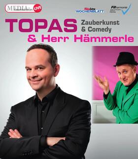 Bild: TOPAS & Herr Hämmerle - Zauberkunst & Comedy