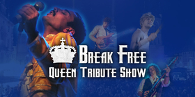 Bild: Break Free - The Best of Queen - Sternenberghalle, D - 77948 Friesenheim
