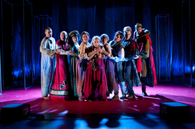 Die Wanderhure - Schauspiel von Gerold Theobalt