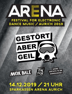 Bild: ARENA - Festival For Electronic Dance Music