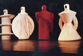Bild: Geometrisches Ballett - Radialsystem