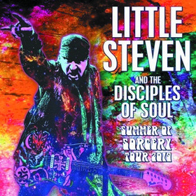 LITTLE STEVEN & THE DISCIPLES OF SOUL - Upgrade