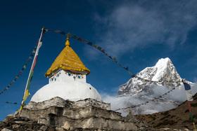 Bild: WunderWelten: Himalaya - Gipfel, Götter, Glücksmomente - Live-Reportage von Pascal Violo (Nachholtermin)