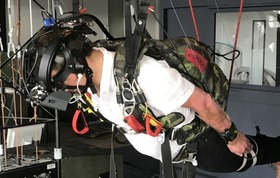 Bild: Fallschirmsprung | Flugsimulator